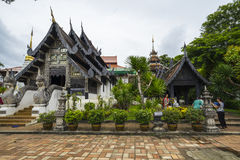 Wat Cheddi Luang Stock Photography
