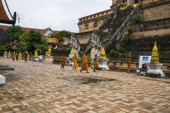 Wat Cheddi Luang Stock Photography