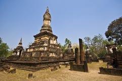Free Wat Chedi Chet Thaeo Royalty Free Stock Photos - 19246678