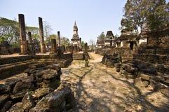 Wat Chedi Chet Thaeo Stock Photography