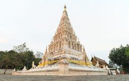 Wat Chedi Liam, Chiangmai, Tailandia imagen de archivo