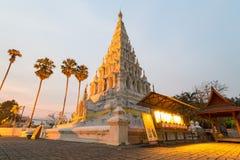 Wat Chedi Liam, Chiangmai, Tailandia fotos de archivo