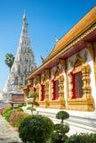 Wat Chedi Liam eller Wat Ku Kham Royaltyfri Foto