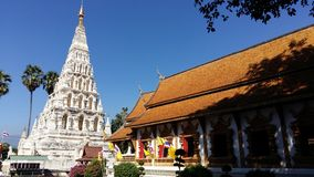 Wat Chedi Liem Stock Photos