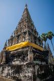 Wat chedi lium, Wiang kumkam,Chiangmai Royalty Free Stock Photography