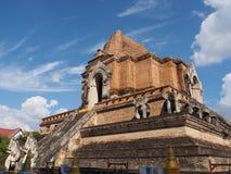 Wat Chedi Luang Zdjęcie Stock