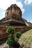 Wat Chedi Luang Imagem de Stock