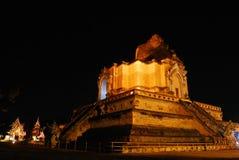 Wat Chedi Luang Imagens de Stock