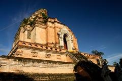 Wat Chedi Luang Lizenzfreies Stockfoto