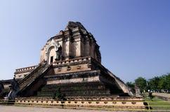 Wat Chedi Luang Fotografia de Stock