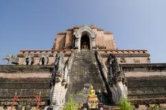 Wat Chedi Luang Στοκ φωτογραφία με δικαίωμα ελεύθερης χρήσης