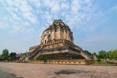 Wat Chedi Luang Images stock