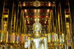 Wat Chedi Luang Photo libre de droits