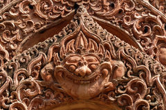 Wat Chedi Luang Imagenes de archivo
