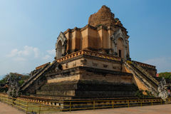 Wat Chedi Luang Images stock