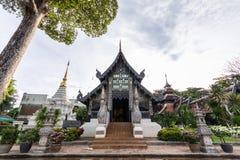 Wat Chedi Luang Royaltyfria Bilder