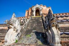 Wat Chedi Luang Fotografia Stock