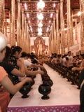 Wat Chedi Luang Fotografering för Bildbyråer