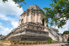 Wat Chedi Luang Obraz Stock