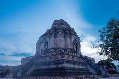 Wat Chedi Luang Image stock