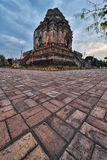 Wat Chedi Luang, Chiang Mai Fotografia Stock