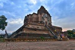 Wat Chedi Luang, Chiang Mai Fotos de archivo libres de regalías