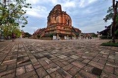 Wat Chedi Luang, Chiang Mai Royaltyfria Foton