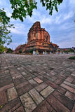 Wat Chedi Luang, Chiang Mai Royalty Free Stock Photo