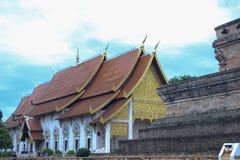 Wat Chedi Luang, Chiang Mai, Tailandia Fotografía de archivo