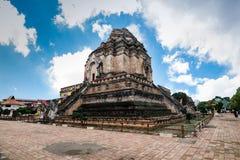 Wat Chedi Luang in Chiang Mai, Thailand Stockfoto