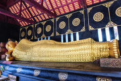 Wat Chedi Luang in CHIANG MAI - THAILAND Stockfoto