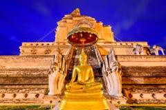 Wat Chedi Luang in Chiang Mai Stock Photography