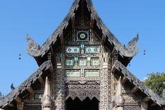 Wat Chedi Luang - Chiang Mai - Thailand Arkivbild