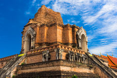 Wat Chedi Luang Stock Photography