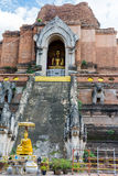 Wat Chedi Luang Royalty Free Stock Photo