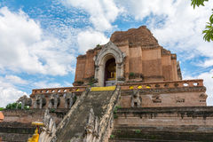 Wat Chedi Luang Stock Photos