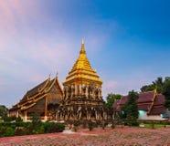 Wat Chedi Luang. Chiang Mai, Thailand Stock Images