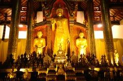 Wat Chedi Luang , Chiangmai , Thailand Stock Photos