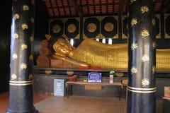 Wat Chedi Luang en Chiang Mai fotos de archivo libres de regalías