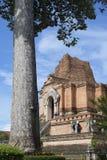 Wat Chedi Luang-Pagode Stockfotos