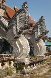 Wat Chedi Luang-tempel Royalty-vrije Stock Foto's