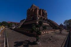 Wat Chedi Luang Temple Stock Photos