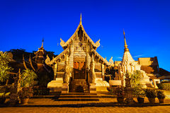 Wat Chedi Luang Royalty Free Stock Images