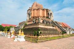 Wat Chedi Luang, Thailand Stock Photography