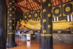 Wat Chedi Luang Varavihara, Чиангмай, Таиланд стоковое изображение