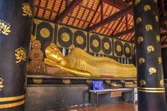 Wat Chedi Luang Varavihara, Чиангмай, Таиланд стоковые изображения