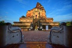Wat Chedi Luang Varavihara Stockbild