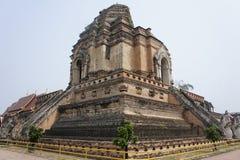 Wat Chedi Luang Wora Viharn Стоковое Изображение RF