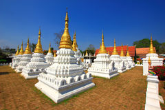 Wat chedi sao lang Royalty Free Stock Images
