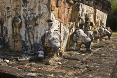 Wat Chedi Si Hon Stock Photo